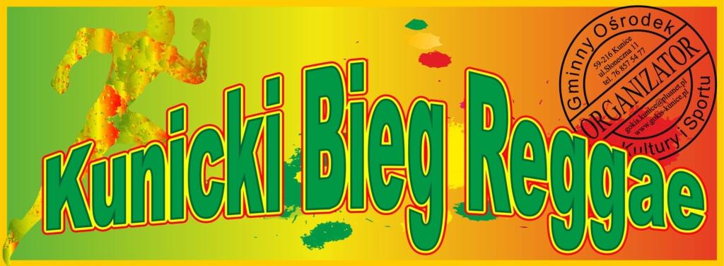 bieg reggae baner