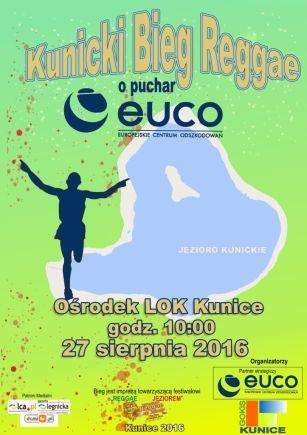Kunicki Bieg Reggae Plakat 3
