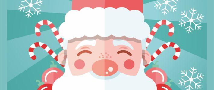 Przelot Świętego Mikołaja przez Gminę Kunice