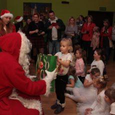 Mikołaj odwiedził dzieci w Kunicach