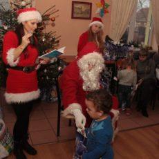 Spotkanie z Mikołajem w Szczytnikach Nad Kaczawą