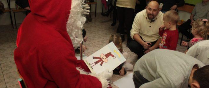 Do Piotrówka zawitał Święty Mikołaj