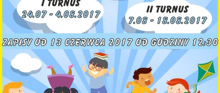 Półkolonie letnie z GOKiS Kunice