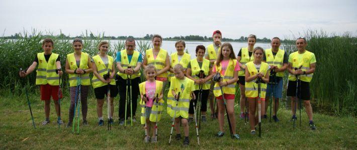 Zakończenie zajęć Nordic Walking