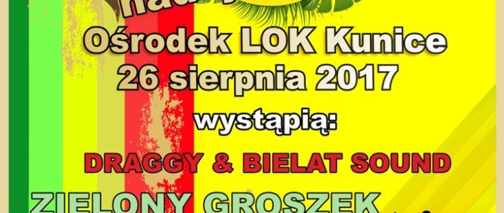 VI Festiwal Reggae Nad Jeziorem