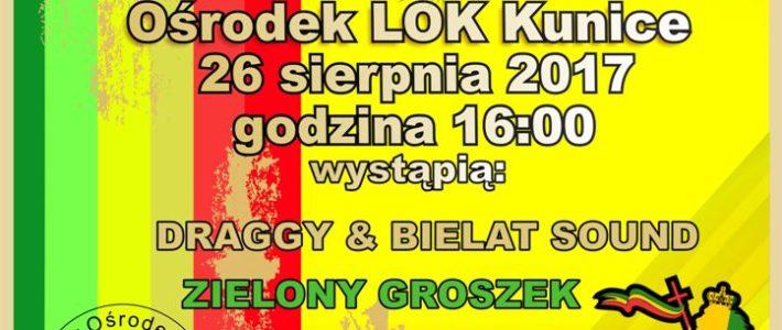 VI Festiwal Reggae Nad Jeziorem już w sobotę