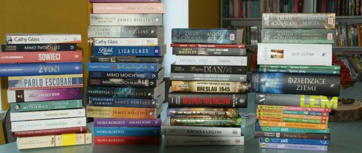 Nowe książki w Bibliotece – GOKiS Kunice