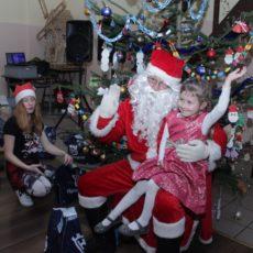 Święty Mikołaj odwiedził Pątnów Legnicki