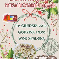 Gminny Konkurs Potraw Bożonarodzeniowych