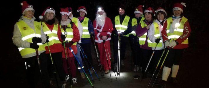 Ostatnie zajęcia Nordic Walking w tym roku