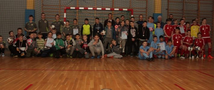 Zryw Zielona Góra najlepszą drużyną wśród młodzików
