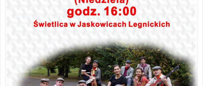 Występ z okazji Dnia Kobiet w Jaśkowicach
