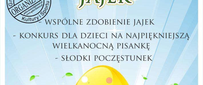 Wielkanocne warsztaty w Jaśkowicach i Pątnowie