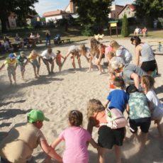 Pełen atrakcji Festyn Rodzinny w Bieniowicach