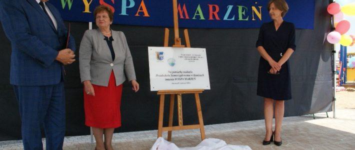 Nadanie imienia Przedszkolu Samorządowemu w Kunicach