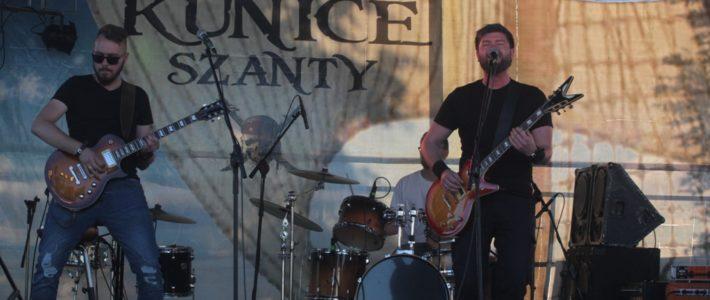 Trzy Maszty i ich rockowa szanta w Kunicach
