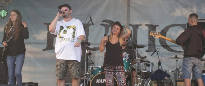 Trwa Festiwal Reggae Nad Jeziorem