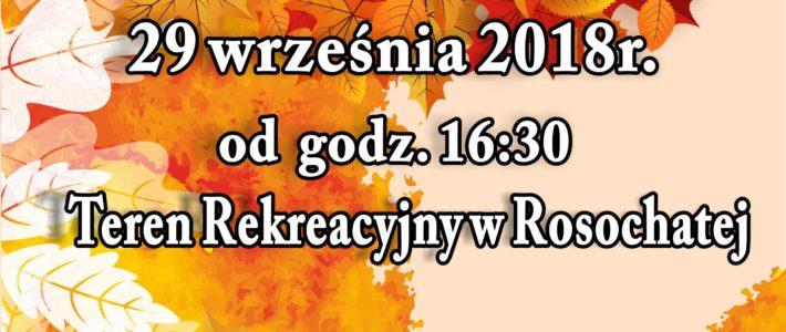 Polska Złota Jesień w Rosochatej