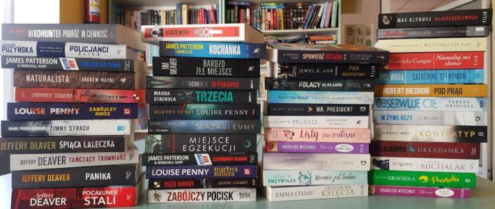 Nowe książki w bibliotece GOKiS Kunice