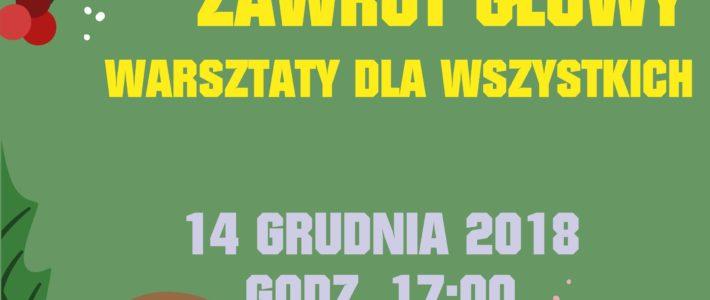 Warsztaty w Pątnowie Legnickim