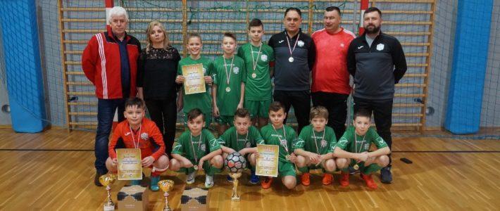 Młodzicy z Bolesławca wywalczyli Puchar Wójta