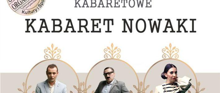 Kabaret Nowaki z okazji Dnia Kobiet w Spalonej