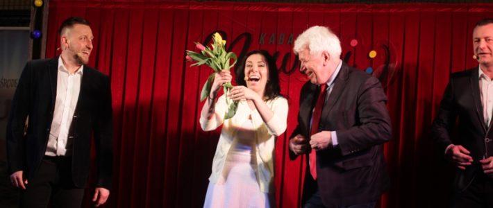 Kabaret Nowaki rozśmieszył Panie z okazji Dnia Kobiet