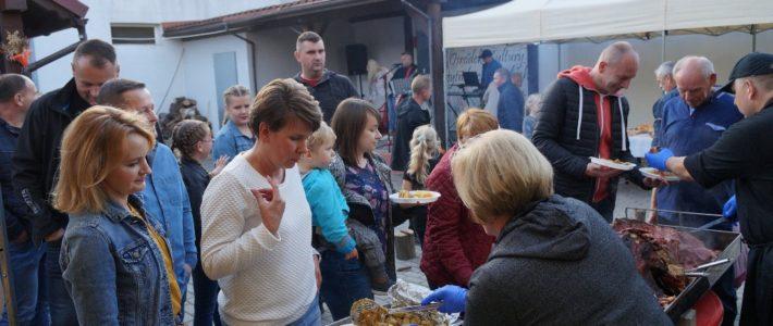 Mieszkańcy Szczytnik bawili się na Święcie Ziemniaka
