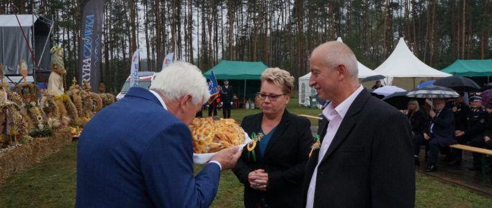 Dożynki gminy Kunice cz1