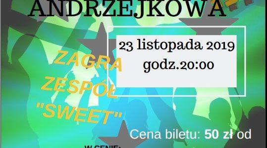 Zabawa Andrzejkowa w Pątnowie Legnickim