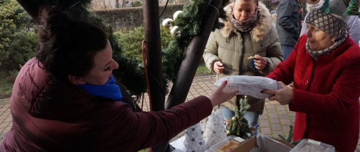 III Kunicki Jarmark Bożonarodzeniowy w Kunicach