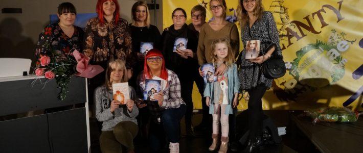 Spotkanie autorskie z Agnieszką Lingas-Łoniewską