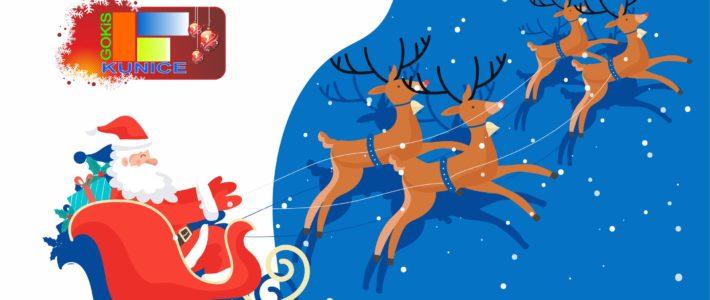 Spotkanie ze Świętym Mikołajem w Grzybianach