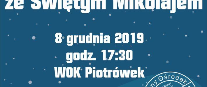 Spotkanie ze Świętym Mikołajem w Piotrówku