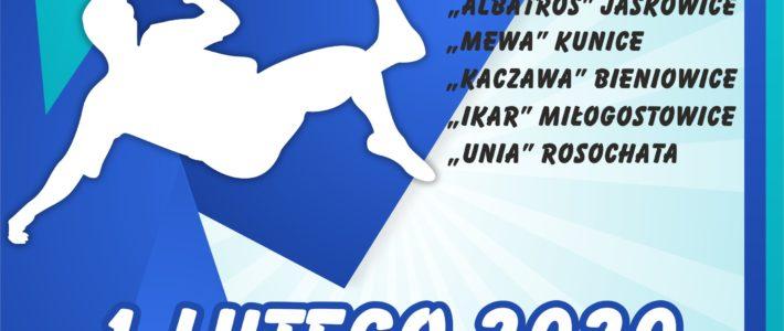 XXII Turniej Halowej Piłki Nożnej o Puchar Wójta Gminy Kunice