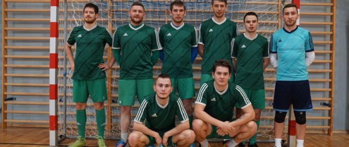 Granit Roztoka zwycięża Turniej seniorów o Puchar Wójta