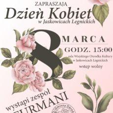 Dzień Kobiet w Jaśkowicach Legnickich