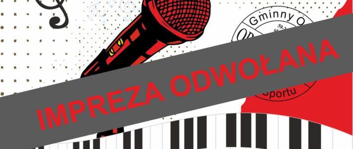 Festiwal Piosenki Polskiej ODWOŁANY