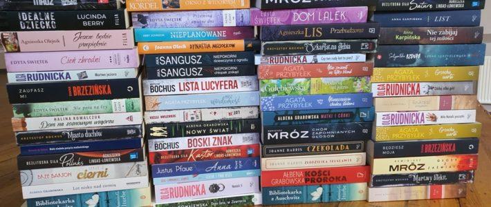W gminie Kunice książki tęsknią za czytelnikami -Rosochata