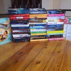W gminie Kunice książki tęsknią za czytelnikami