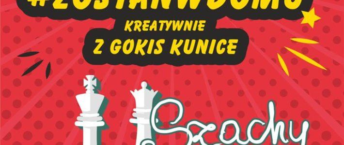 Naucz się grać w szachy z GOKiS Kunice cz11