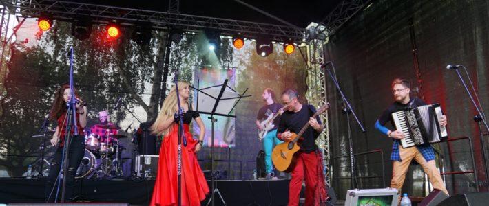 Hoverla na zakończenie V Kunickiej Folk-Biesiady