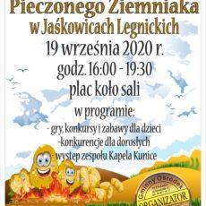 Święto Pieczonego Ziemniaka w Jaśkowicach