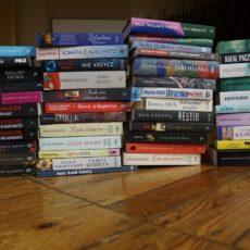 Nowe książki w bibliotece WOK Spalona