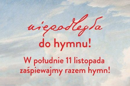 """""""Niepodległa do hymnu"""""""