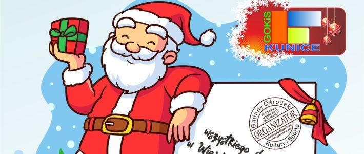 Święty Mikołaj odwiedzi Rosochatą
