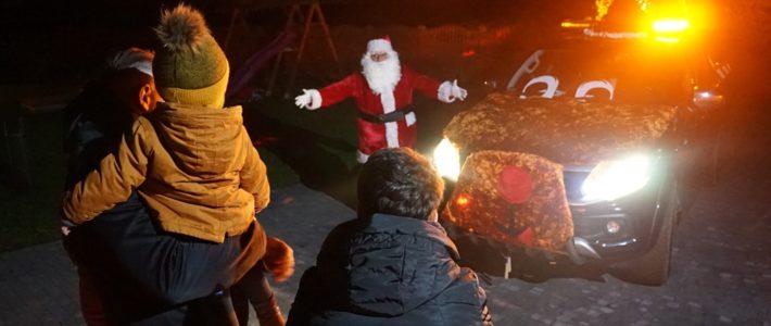 Mikołaj odwiedził dzieci w Miłogostowicach