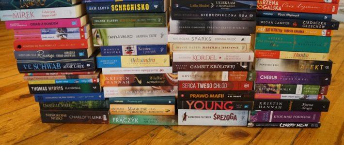 Nowości wydawnicze w bibliotece GOKiS Kunice