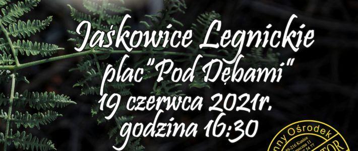 Noc Świętojańska w Jaśkowicach Legnickich