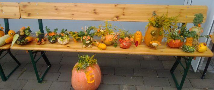 Święto dyni i darów jesieni w Spalonej